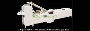 Fully-automatic Chapati Making Machine