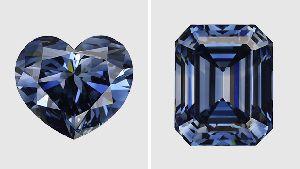 Man Made Polished Diamond