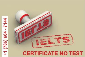 Ielts, Nebosh, Toefl, Gre, Pte, Toeic And Testdaf Certificates Are Original/real Issueds By The Offi