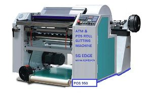 Atm And Pos Thermal Paper Slitting Machine