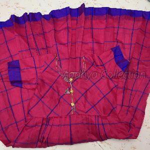 Cotton Kota Doria Gown