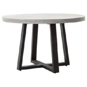 Iron Metal Dining Table