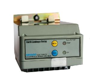 Earth Leakage Relay Fixed