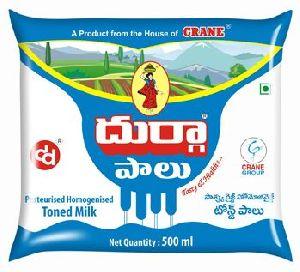 Durga Toned Milk