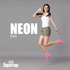 Ladies Plain Socks