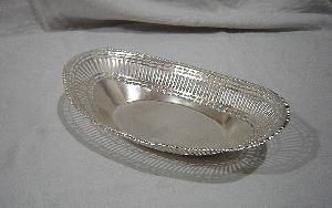 Silver Plated Bread Basket