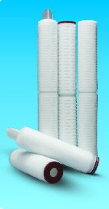 PLEATED FILTER CARTRIDGE ( POLYPLIT )