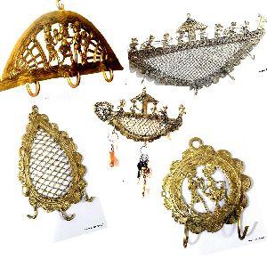 Brass Dhokra Key Holders