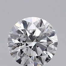 0.90 Ct. Full White Natural Loose Diamond With Gia Certificate