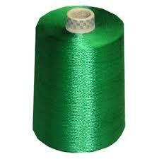 Green Viscose Yarn