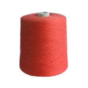 Red Viscose Yarn