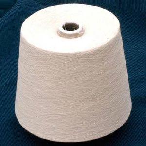 White Blended Yarn
