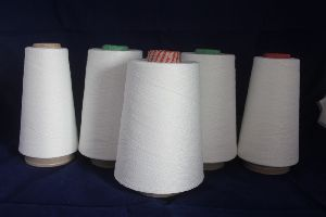 White Raw Yarn