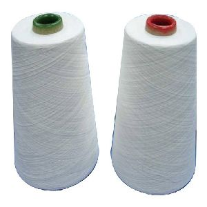 White Viscose Yarn