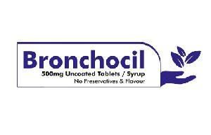 Broncholi 500 mg Tablet