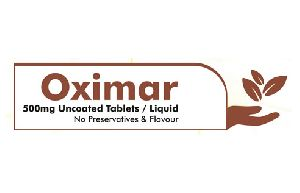 Oximar 500 mg Tablet