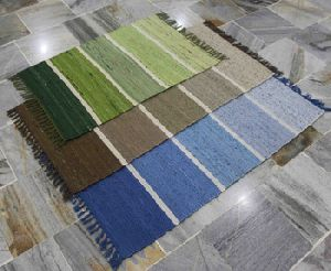 COTTON Material and Floor Use RUGS