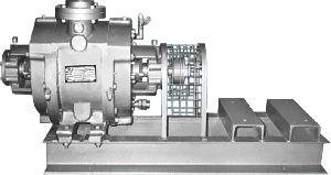 Single Stage Liquid Ring Vacuum Pump