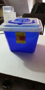 Disposable Sharp Container 5 Ltrs