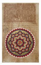 Hand Painted Hindu god Folk Art Gallery