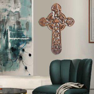 Carved Wood Mdf Celtic Cross