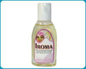 Iroma Body Message Oil