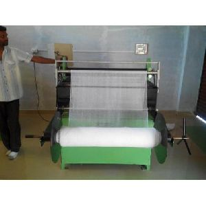 Bandage Rolling Machine