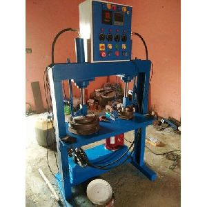 Paper Plate Dona Making Machine