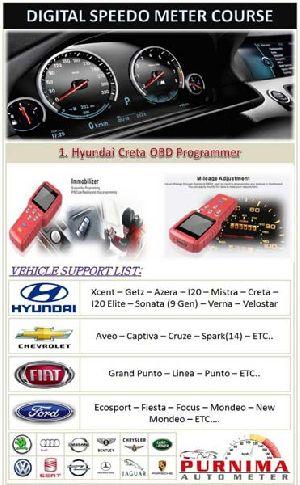 Buy Digital Odometer Repairing Tools from Purnima Auto Meter