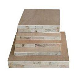 Waterproof Wooden Block Board