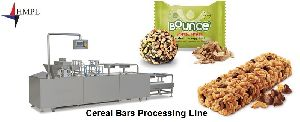 Cereal Bars Processing Line Machine