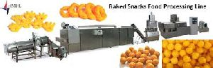 Coated Snacks Processing Line Machine