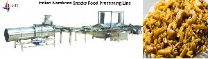 Namkeen Snacks Food Processing Line Machine