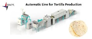 Tortilla Production Line Machine