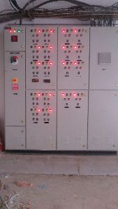 Electrical Motor Control Center Panel