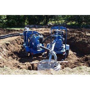 Dewatering Pump Rental Services
