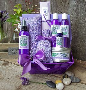 Aroma Therapy Gift Hampers