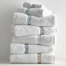 White Terry Towels