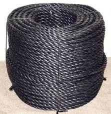Regency Pp Ropes (black)