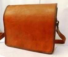 leather sling bag