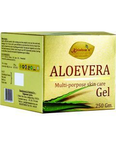 Aloe Vera Gel Natural Relief For All Skin