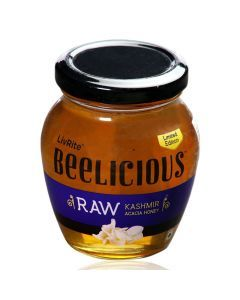 Beelicious Raw Kashmir Acacia Honey