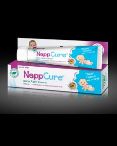 Green Cure Nappcure Baby Rash Cream