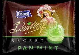 PAN MINT FLAVOURED CANDY