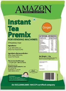 Amazon Instant Ginger Flavor Tea Premix
