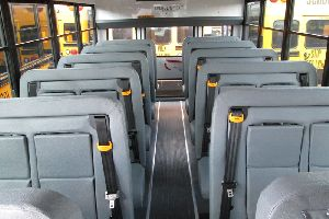 Seat Belts For School Buses