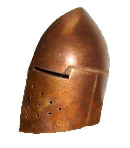 Medieval Sugar Loaf Helmet Knight Armor