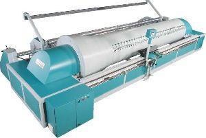 Plc Based Control Sectional Warping Machine