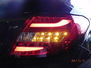 Mercedes Benz,bmw Tail Light Black & Smoke (premium Car Accessories - Dealkarde )