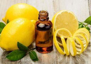 Lemon Peel Essential Oil